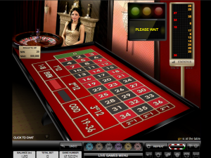 Live roulette hos Betsafe