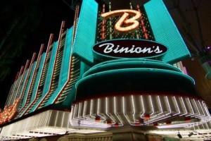 Binion's Horseshoe Casino – hvor caribbean stud poker først ble startet
