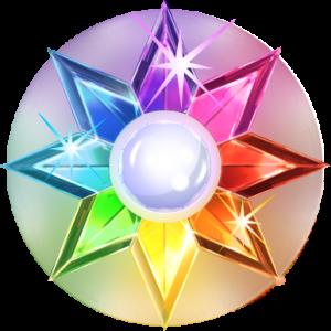 Spilleautomaten Starburts Wild symbol